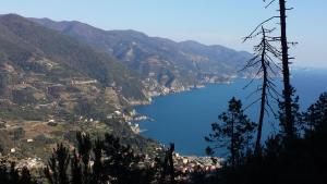 Raggi di Sole, Penziony  Monterosso al Mare - big - 22
