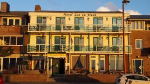 Hotel Zee en Duin, Лейден