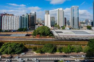 To Be Paulista Residence, Apartmány  São Paulo - big - 49