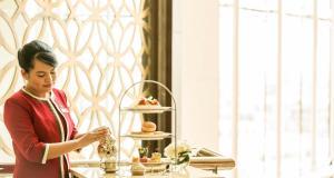 Raffles Dubai, Hotely  Dubaj - big - 98