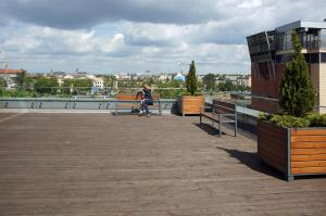 Vistula River Roof Terrace