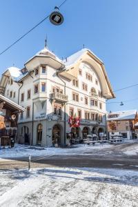 Hotel Landhaus - Gstaad