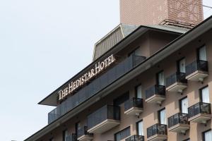 The Hedistar Hotel Narita, Отели эконом-класса  Нарита - big - 56