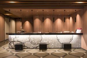 The Hedistar Hotel Narita, Отели эконом-класса  Нарита - big - 44