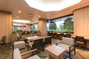 The Hedistar Hotel Narita, Отели эконом-класса  Нарита - big - 45