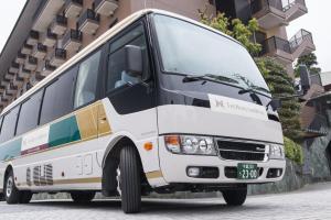 The Hedistar Hotel Narita, Отели эконом-класса  Нарита - big - 60