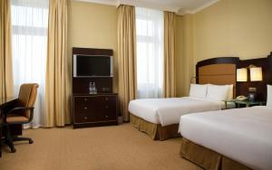 Hilton Moscow Leningradskaya (18 of 31)