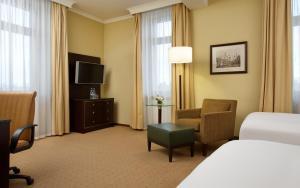 Hilton Moscow Leningradskaya (21 of 31)