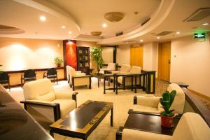 New Pearl River Hotel, Szállodák  Kuangcsou - big - 36