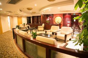 New Pearl River Hotel, Szállodák  Kuangcsou - big - 39
