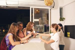 Hostelito Chetumal Hotel + Hostal, Хостелы  Четумаль - big - 37