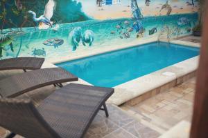 Hostelito Chetumal Hotel + Hostal, Хостелы  Четумаль - big - 40
