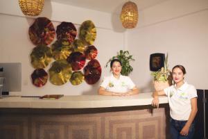 Hostelito Chetumal Hotel + Hostal, Хостелы  Четумаль - big - 42