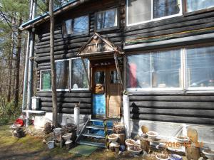 Log Yukari Guest House - Hotel - Furano