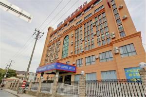 Hostels und Jugendherbergen - Hanting Express Shanghai Lin Gang New City Branch