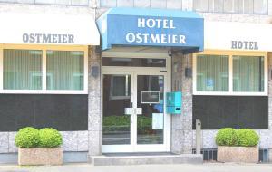 Hotel Ostmeier, Hotely  Bochum - big - 29