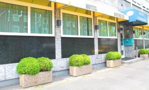 Hotel Ostmeier, Hotely  Bochum - big - 30