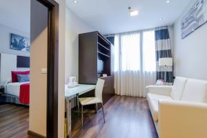 Hotel & Spa Villa Olimpica Suites, Отели  Барселона - big - 18