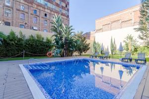Hotel & Spa Villa Olimpica Suites, Отели  Барселона - big - 38