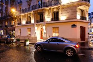 La Manufacture, Hotels - Paris