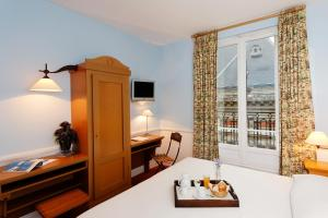 La Manufacture, Hotely  Paříž - big - 53