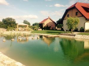 Siedlisko Nad Miedwiem, Guest houses  Stargard - big - 38