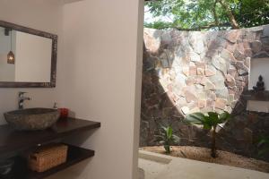 Casas de Agua, Apartmánové hotely  Pláž Santa Teresa - big - 51