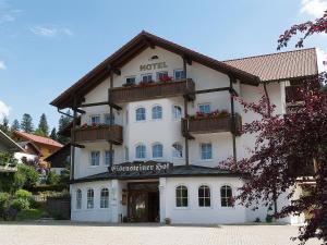 Albergues - Hotel Eisensteiner Hof