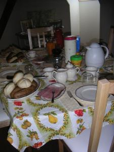 Bed & Breakfast Onder Dak, Bed and Breakfasts  Scharmer - big - 27
