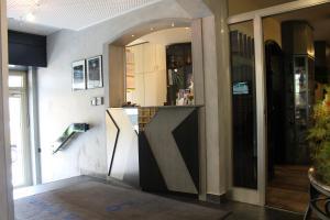 Hotel Ostmeier, Hotely  Bochum - big - 23