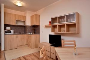 Aparthotel Borovets Gardens, Апарт-отели  Боровец - big - 24