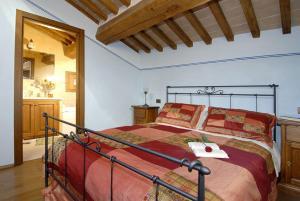 Osteria Del Borgo B&B, Отели типа «постель и завтрак»  Монтепульчано - big - 11
