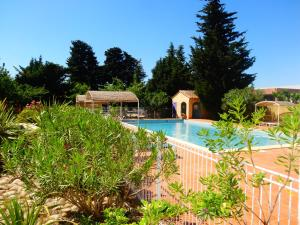 Hotel & Appart Court'inn Aqua, Aparthotels  Avignon - big - 43