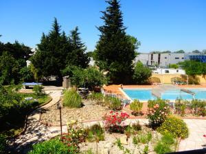 Hotel & Appart Court'inn Aqua, Aparthotels  Avignon - big - 56