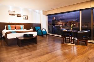 Hotel Valgus, Hotely  Cuenca - big - 46
