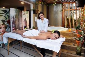 Hotel Valgus, Hotely  Cuenca - big - 48