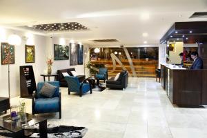 Hotel Valgus, Hotely  Cuenca - big - 57