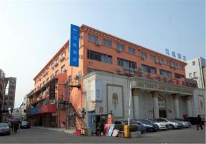 Hostels und Jugendherbergen - Hanting Express Shanghai Songjiang North Renmin road