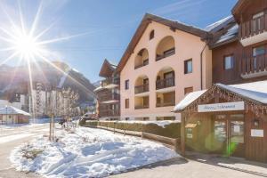 Location gîte, chambres d'hotes Résidence Pierre & Vacances L'Alpaga dans le département Hautes alpes 5