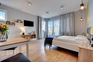Apartamenty Apartinfo Sadowa, Apartments  Gdańsk - big - 27
