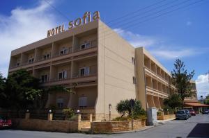 Sofia Hotel, Hotel  Heraklion - big - 57