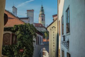Hotel Peregrin - Český Krumlov