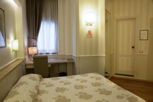 Hotel Flora, Отели  Милан - big - 99