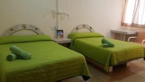 Hotel y Balneario Playa San Pablo, Отели  Монте-Гордо - big - 190