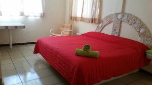 Hotel y Balneario Playa San Pablo, Отели  Монте-Гордо - big - 191