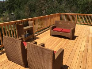 Mountain Trail Lodge and Vacation Rentals, Лоджи  Окхерст - big - 121