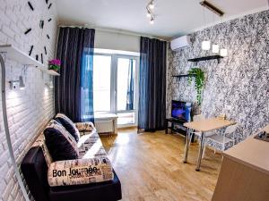 Apartment Pilot On Komsomolskiy - Bazhovo