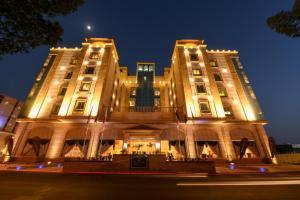 Grand Park Hotel, Hotel  Gedda - big - 44