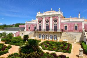 Pousada Palacio de Estoi – Small Luxury Hotels of the World, Эштой