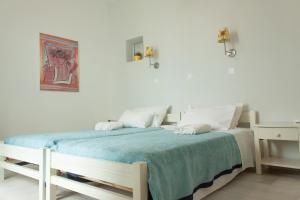 Alkion Studios, Apartmány  Naxos Chora - big - 33